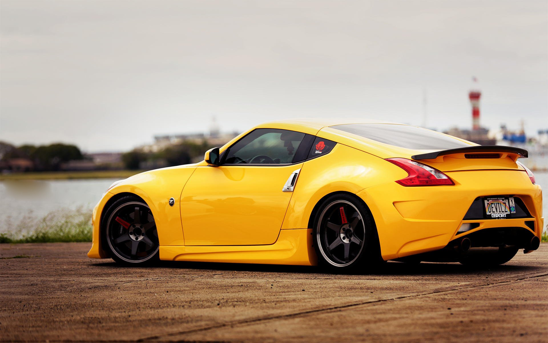 Download Wallpapers Cars Hd Tuning Stance 370z Nissan Wallpaper 1920x1201 336172