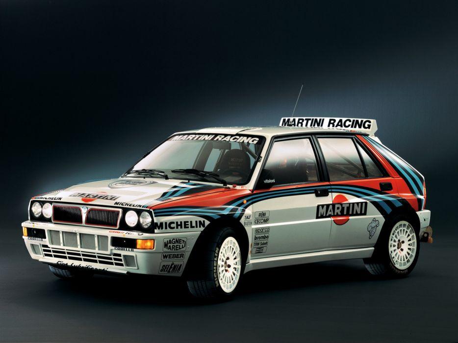 Race Car Wallpaper Images 1992 Lancia Delta Hf Integrale Evoluzione Race Car Racing
