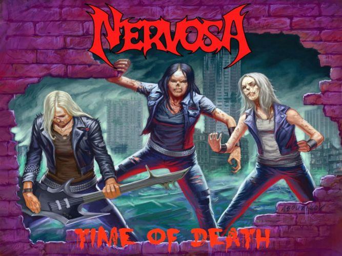 Wallpaper Brazil Girl Nervosa Thrash Metal Heavy Girl Tattoo Rock Brazil Babe