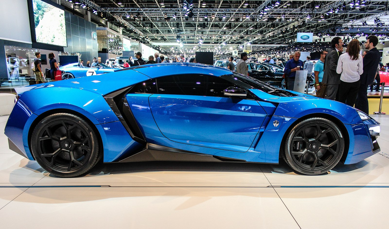Fast And Furious 7 Cars Wallpapers Hd Motors Lykan Hypersport Concept Car Dreamcar Supercar