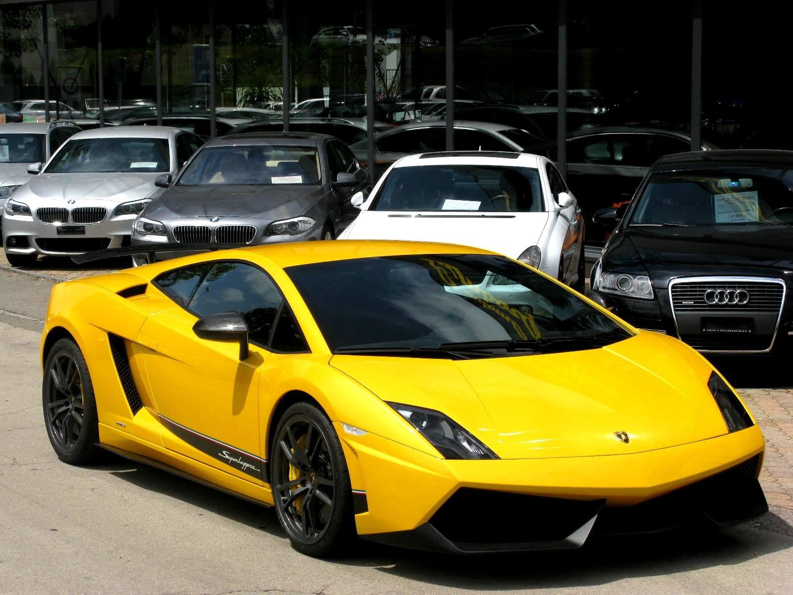 Lamborghini Diablo Wallpaper Hd Lamborghini Gallardo Lp570 4 Superleggera Italian Dreamcar