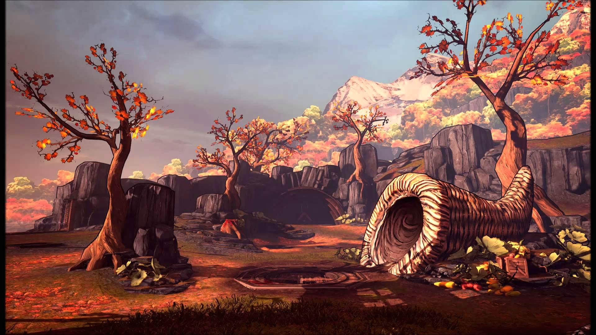 Borderlands 2 Wallpaper Hd Borderlands 2 Bloody Harvest Shooter Sci Fi Action Rpg