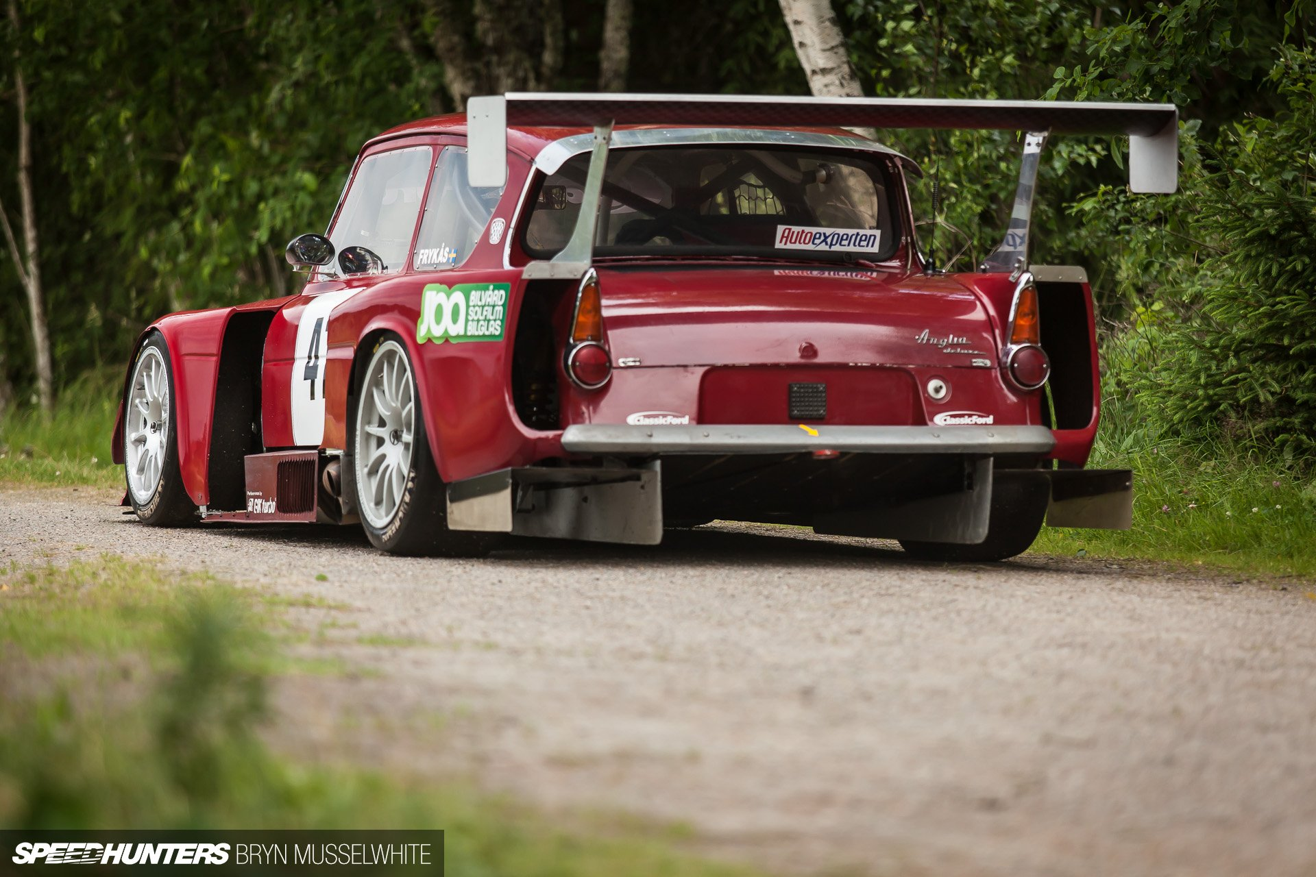 Pics Of Cars Wallpapers Ford Anglia Race Racing Tuning Volvo Wallpaper 1920x1280
