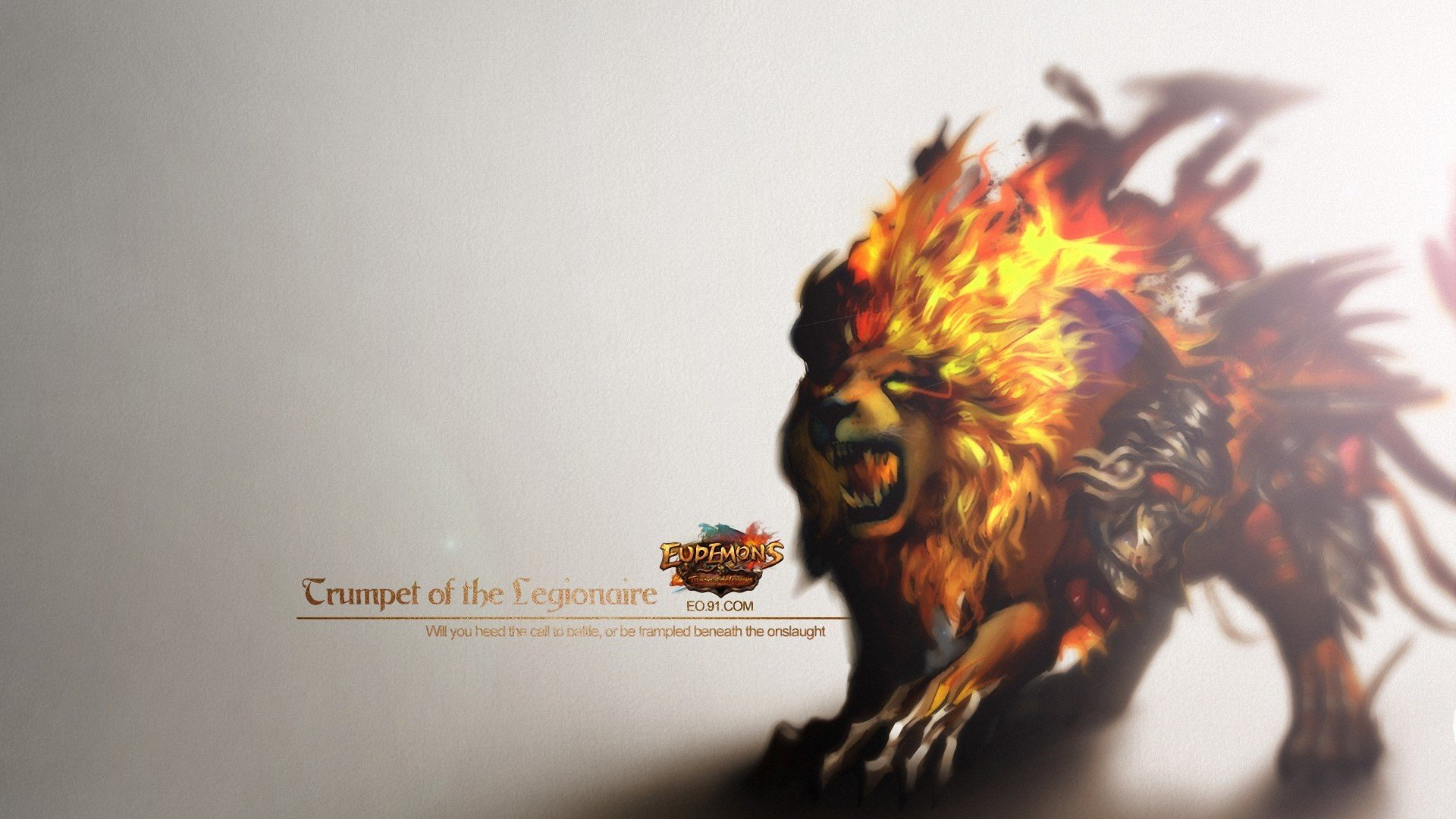 Girl Wallpaper Download Hd Eudemons Online Mmo Rpg Fantasy Lion Wallpaper 1920x1080