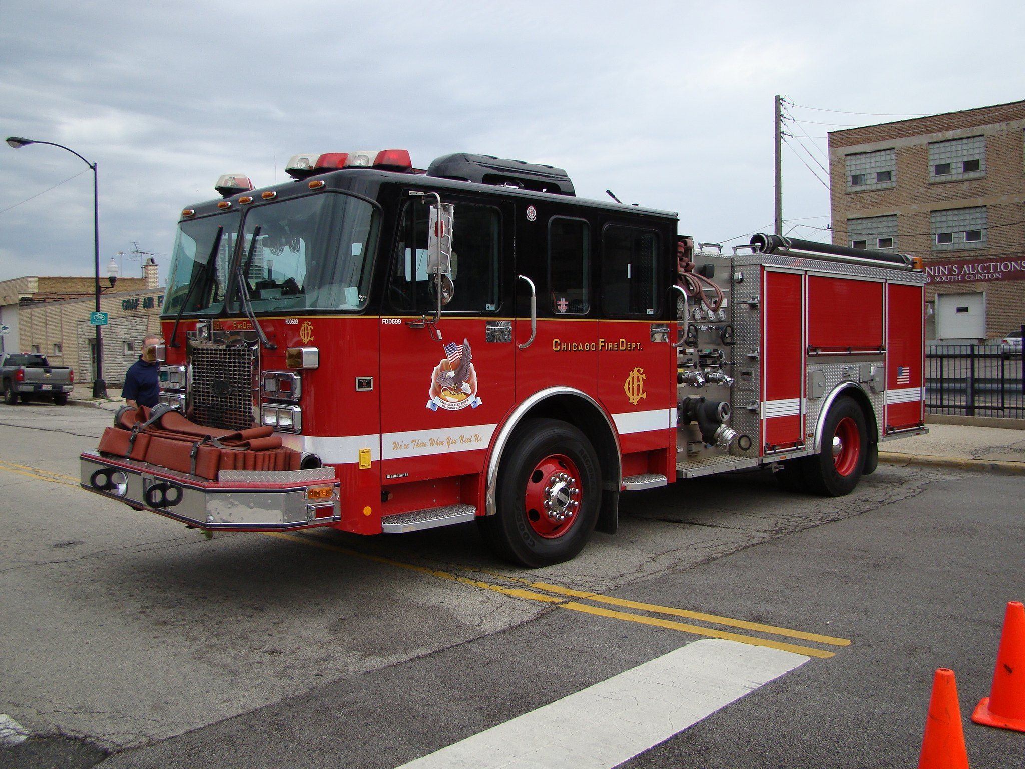 Small Size Car Wallpapers Ambulance Fire Truck Fire Departments Usa Europe Rescue