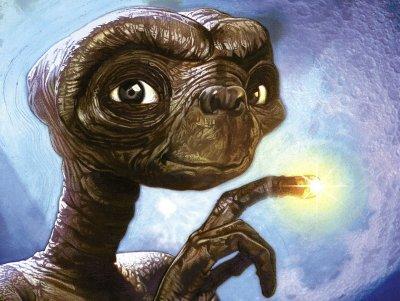 E T THE EXTRA TERRESTRIAL adventure family science sci-fi e-t alien wallpaper | 1920x1446 ...
