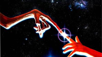 E T THE EXTRA TERRESTRIAL adventure family science sci-fi e-t alien wallpaper | 1920x1080 ...