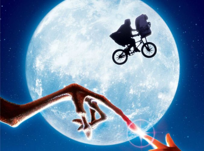 Cute Wallpapers Latest E T The Extra Terrestrial Adventure Family Science Sci Fi