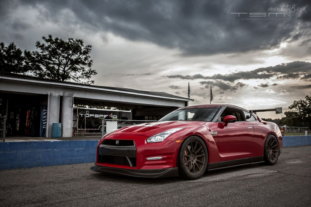 Skyline Car Wallpaper Hd Gt R Nismo Nissan R35 Tuning Supercar Coupe Japan Cars Red