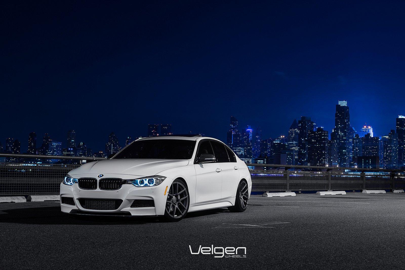 Bmw White Cars Wallpapers Bmw F30 Cars Tuning Velgen Wheels Wallpaper 1600x1068