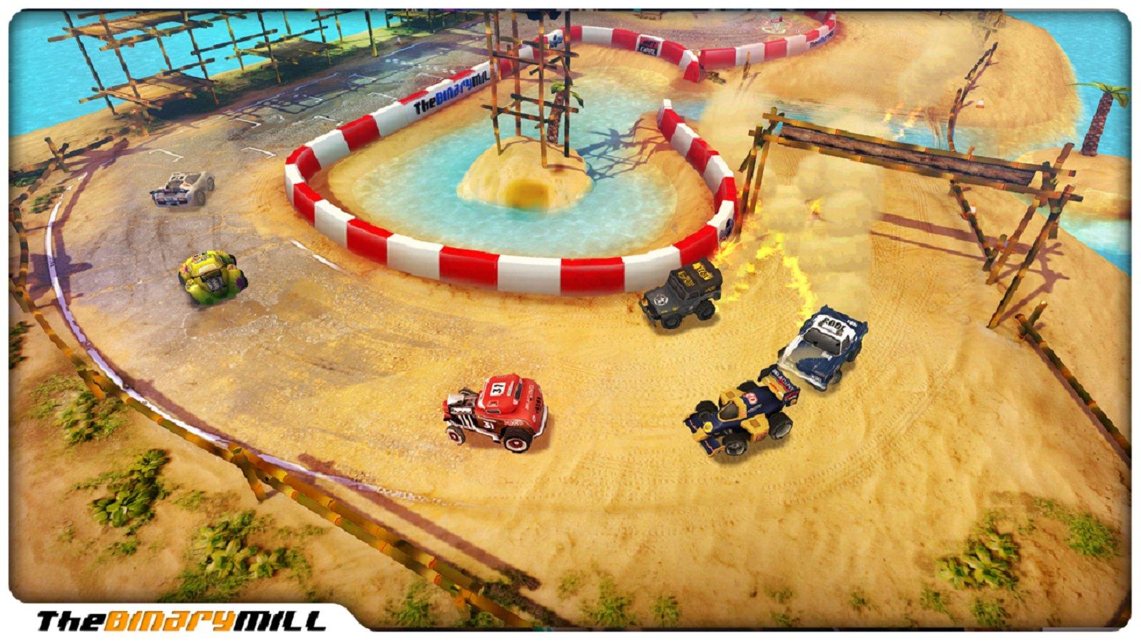 Wallpaper 3d Buat Android Mini Motor Racing Evo Game Video Android Ios Mac Pc Arcade