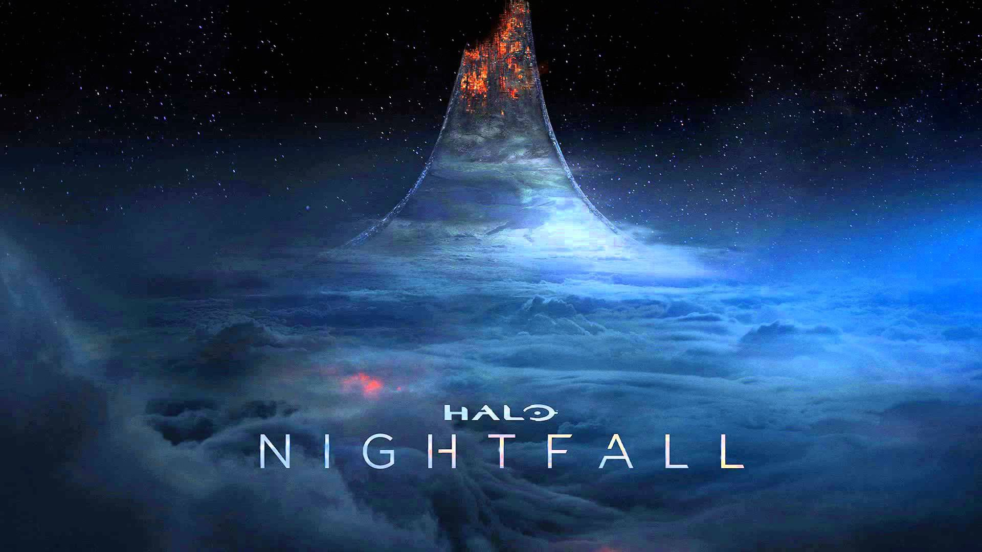 Microsoft Fall Wallpaper Halo Nightfall Sci Fi Futuristic Action Adventure Series