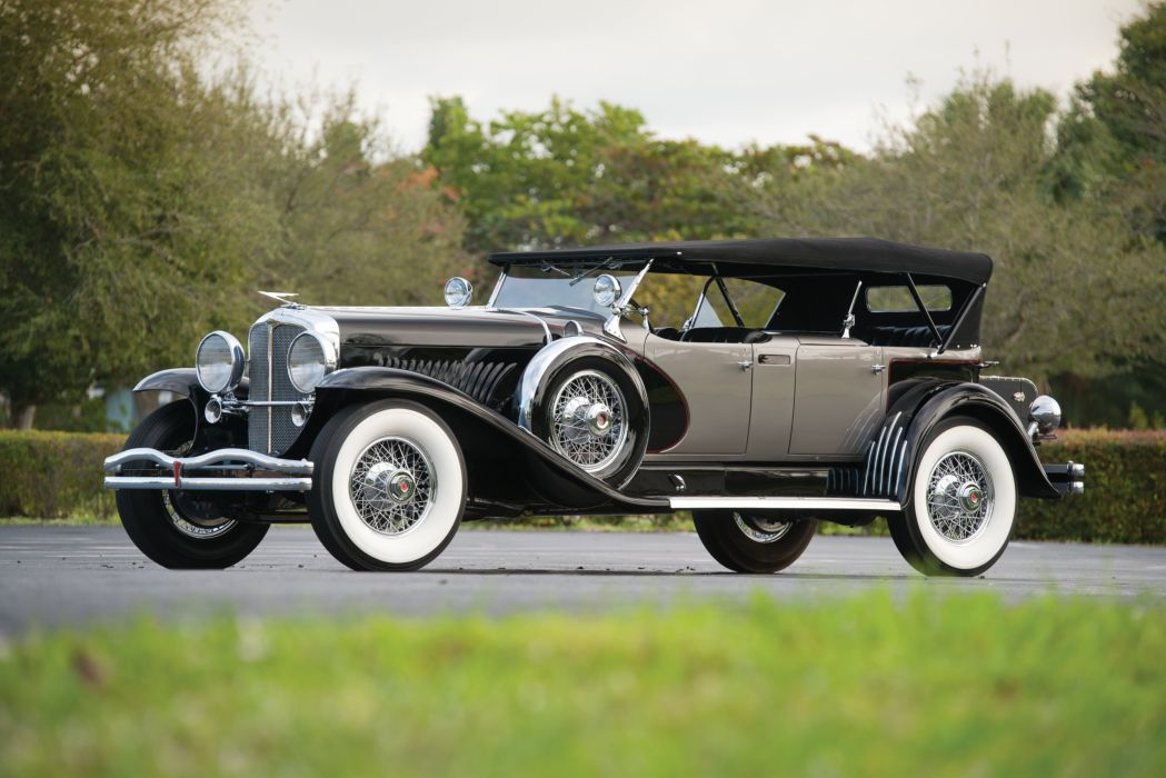 Small Size Car Wallpapers 1930 Duesenberg Model J 487 2336 Dual Cowl Phaeton Lwb