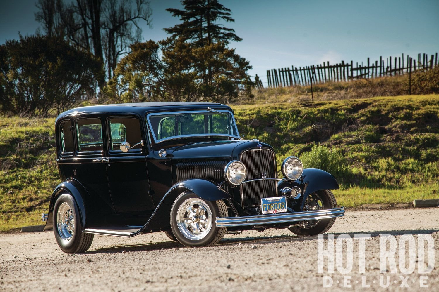Small Size Car Wallpapers 1932 Ford Tudor Sedan 4 Door Hotrod Hot Rod Streetrod
