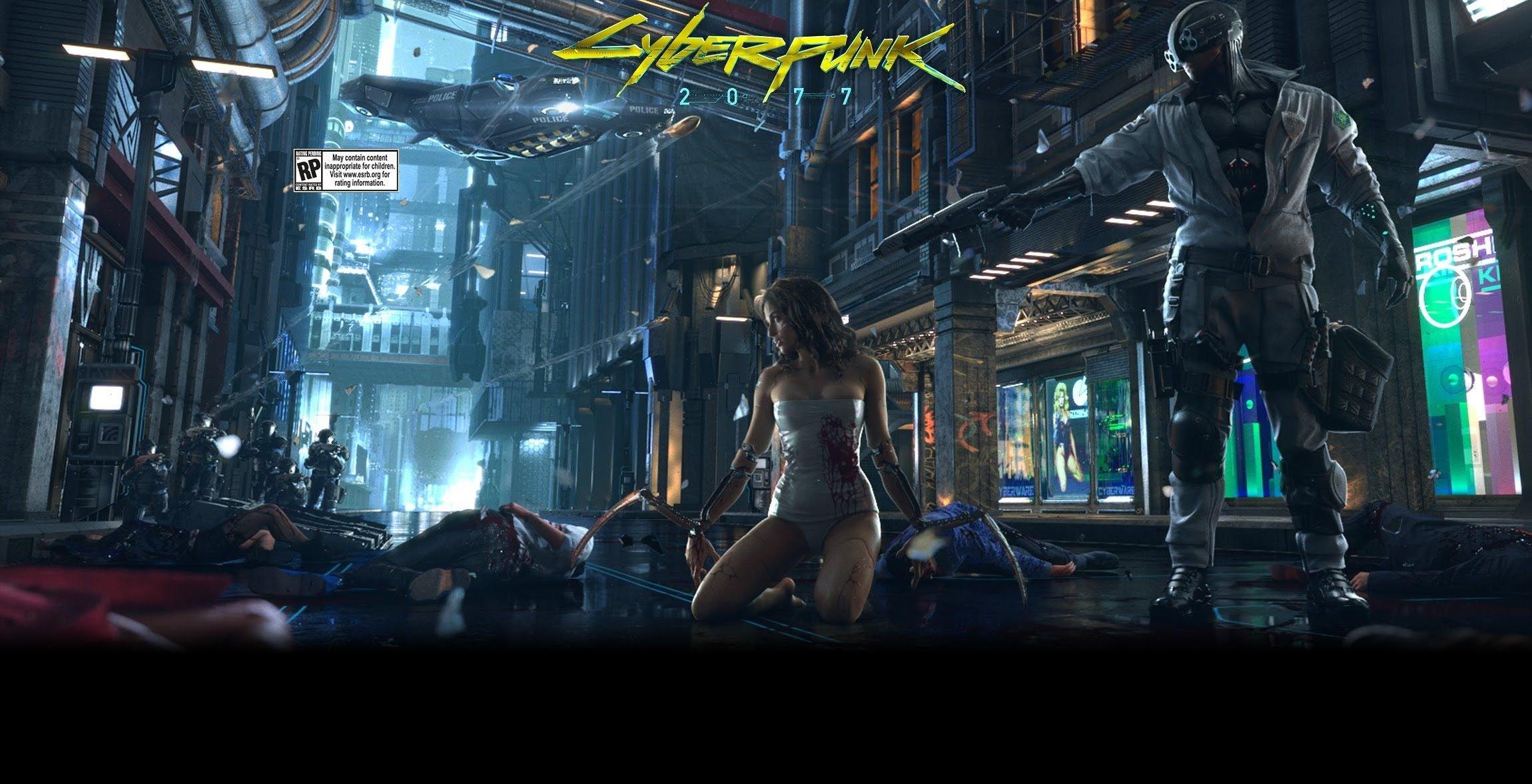 3d 4k Fbb Wallpaper Cyberpunk 2077 Sci Fi Futuristic Action Fighting Rpg