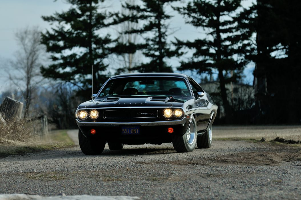 Fast And Furious Cars Wallpaper Free Download 1970 Dodge Challenger Rt 440 Six Pack Muscle Classic Old