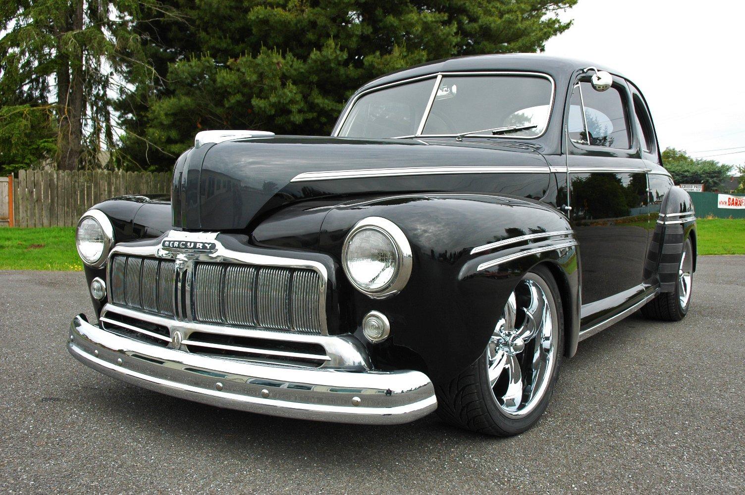 Mercury Hd Wallpaper 1947 Mercury Eight Coupe Hotrod Streetrod Hot Rod Street