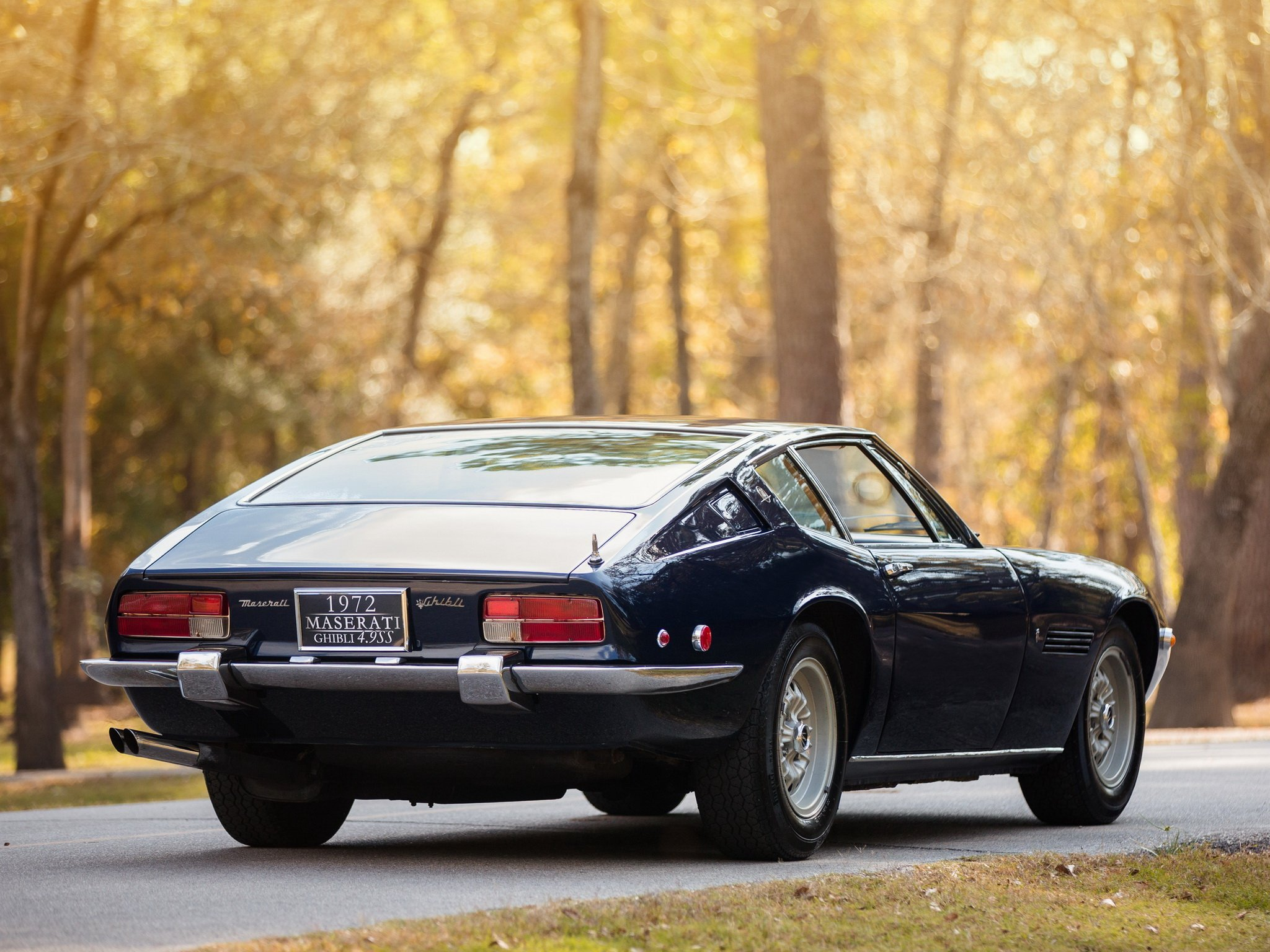 Small Size Car Wallpapers 1970 73 Maserati Ghibli Ss Us Spec Am115 49 Classic