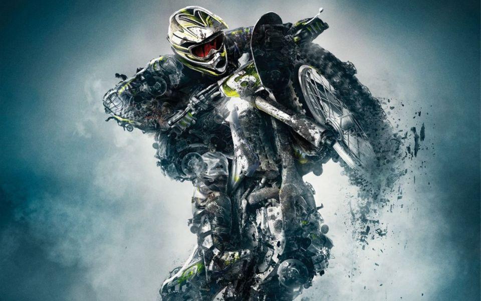 Atv 4x4 Offroad Motorbike Bike Motorcycle Quad Moto Motocross