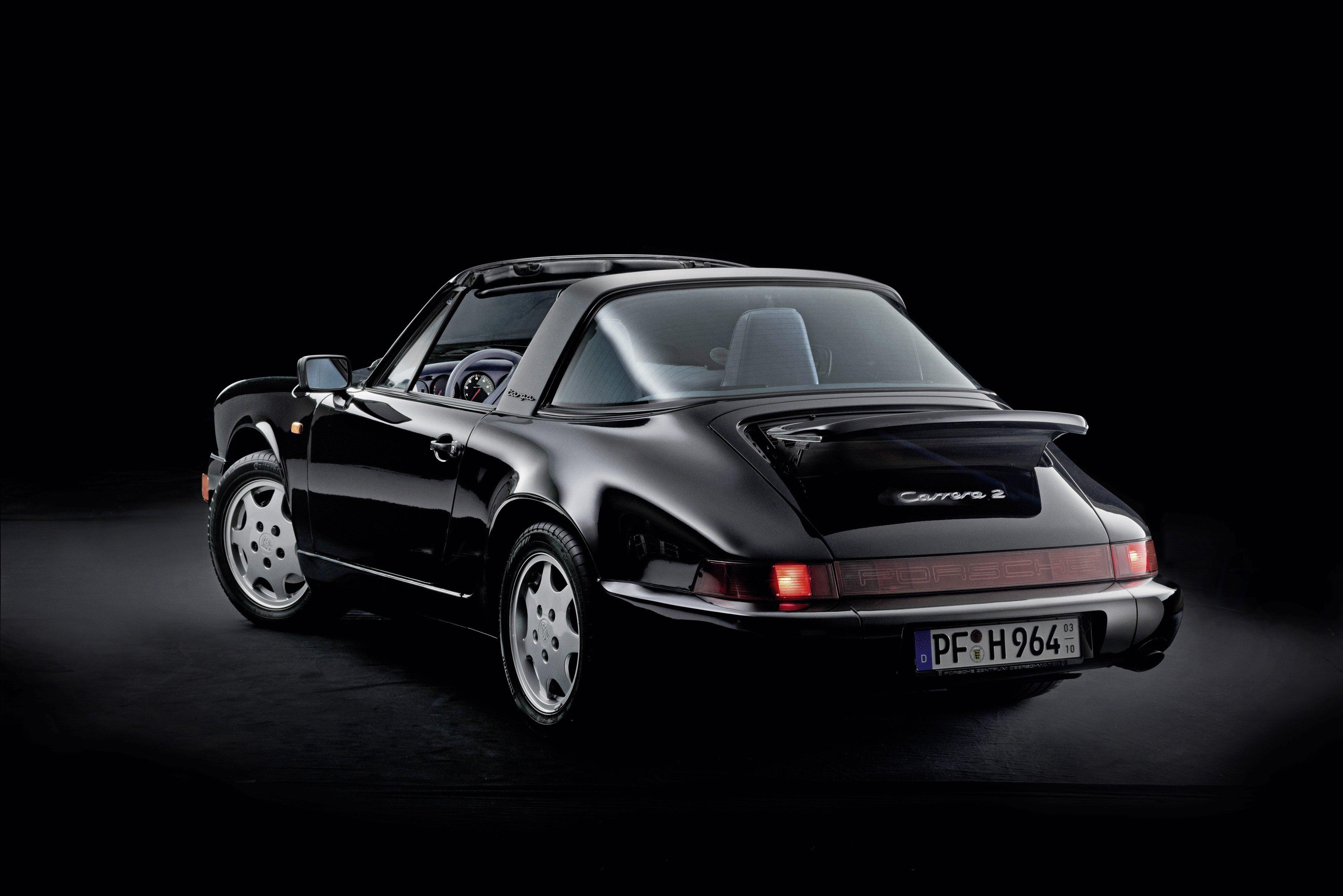 The Cars 2 Wallpaper 1993 Porsche 911 Carrera 2 Targa 964 Wallpaper 3600x2403