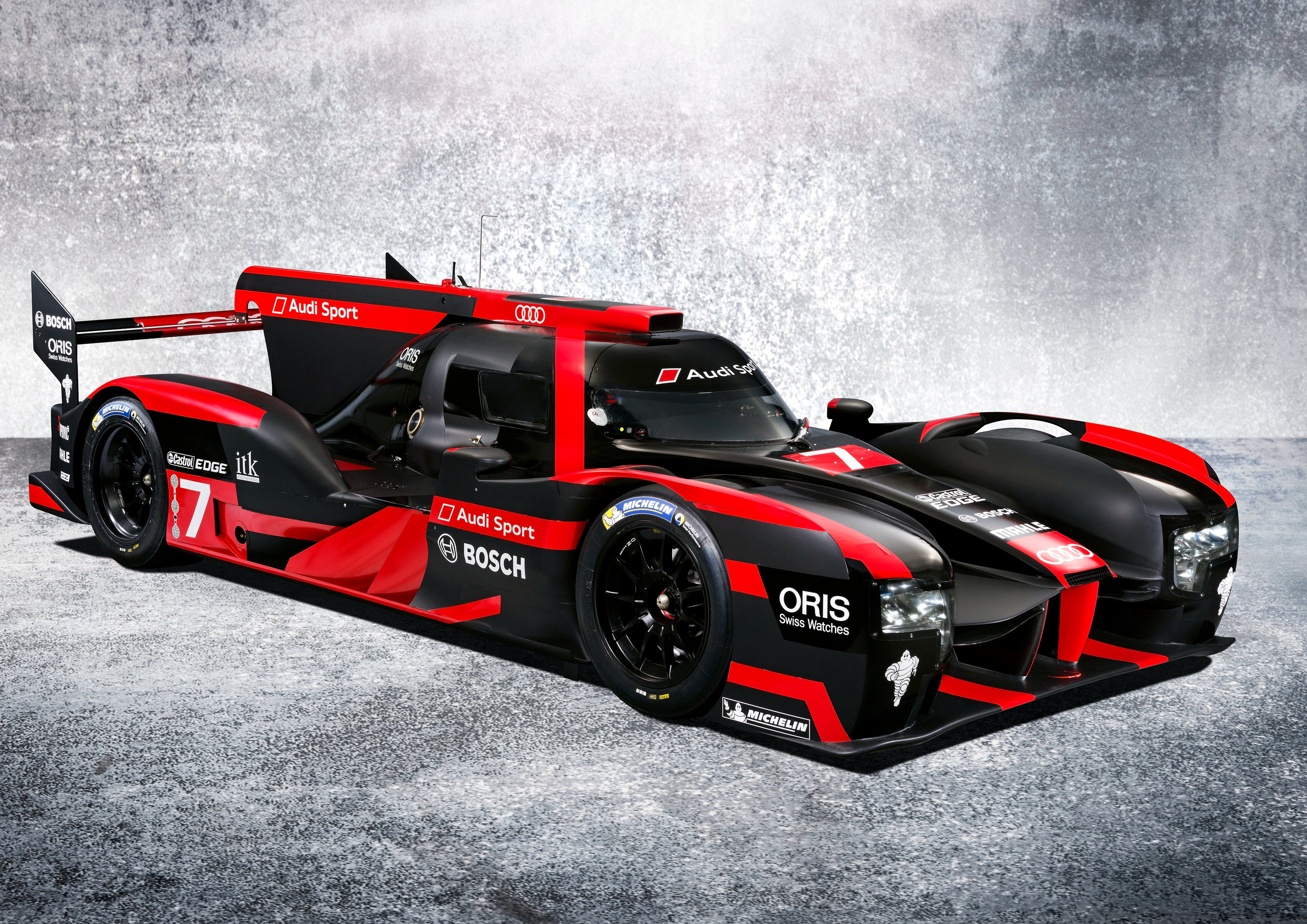Hybrid Car Lineup Wallpaper 2018 2016 Audi R18 E Tron Quattro Lemans Le Mans Race Racing