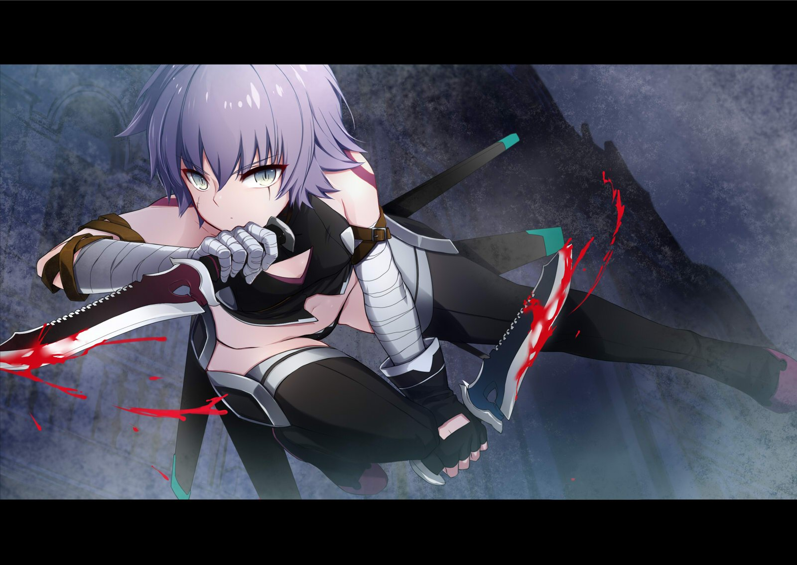 jack the ripper anime