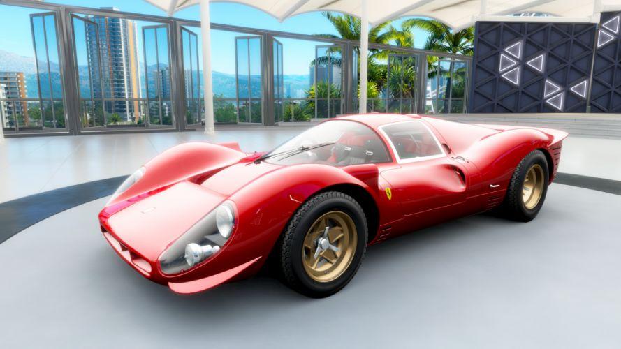 Forza 7 Car Wallpaper Forza Race Racing Game Video Videogame Car Auto Automobile