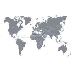 Small Crop Of World Map Wallpaper