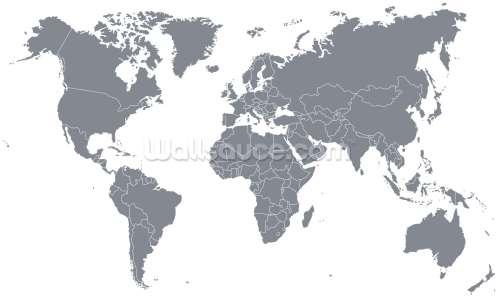 Medium Of World Map Wallpaper