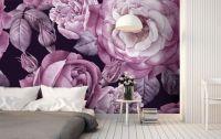Floral Wallpaper & Flower Wall Murals | Wallsauce UK