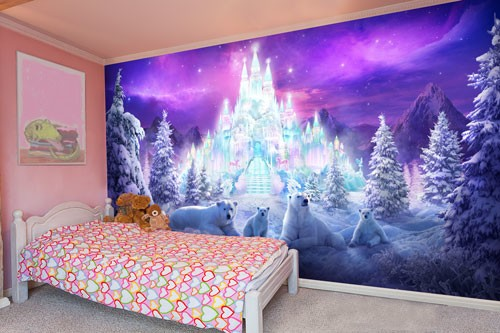 Cute Wallpapers For Girls 7 Year Old 10 Wall Murals For Children S Bedrooms Wallsauce Usa