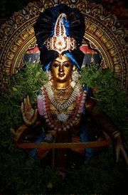 Cute Surya Wallpapers Hindu God Ayyappa Hd Wallpaper Swamiye Saranam Ayyappa