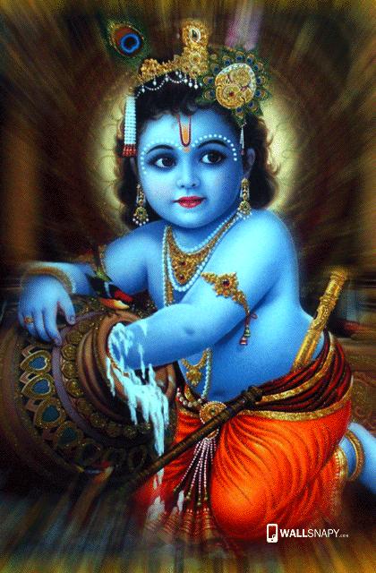 God Mahalakshmi Hd Wallpapers Hindu God Krishna Wallpapers Hd Images Of Lord Krishna
