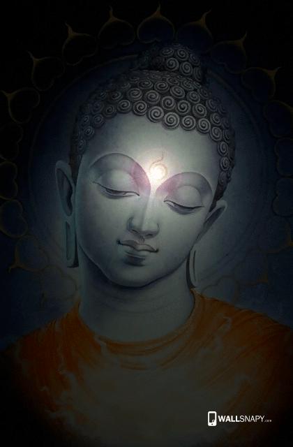 Lord Vinayagar Hd Wallpapers Beautiful Buddha Painting Hd Images Primium Mobile