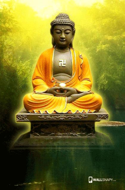 Hd Wallpaper Gautam Buddha Lord Buddha Hd Photos Buddha Wallpaper For Android