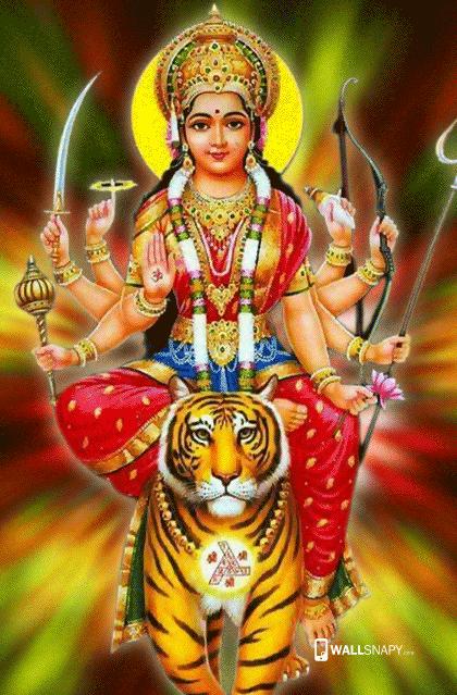 God Mahalakshmi Hd Wallpapers Maa Kanaga Durga Devi Hd Wallpaper Primium Mobile