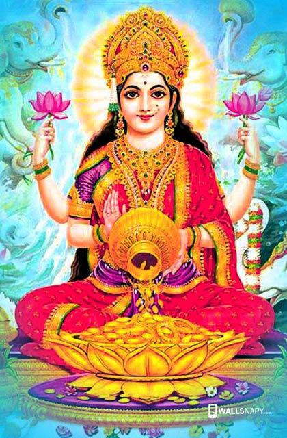 Lord Ganesha Wallpaper In Hd Hindu God Mahalakshmi Hd Wallpaper God Mahalakshmi