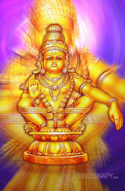 God Mahalakshmi Hd Wallpapers Mobile Hd Wallpaper Ayyappa Primium Mobile Wallpapers