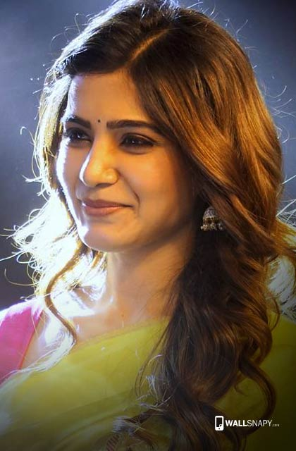 Cute Smile Wallpaper Samantha Hd Photo And Wallpapers For Your Mobile And Tab