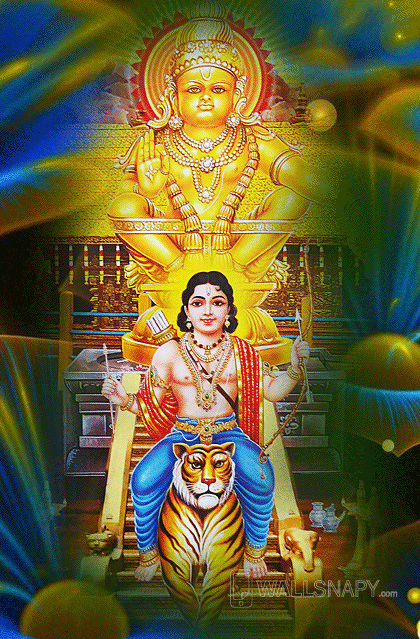Wallpaper Hd For Tablet 7 Inch Swamy Ayyappa Mobile Themes Wallsnapy