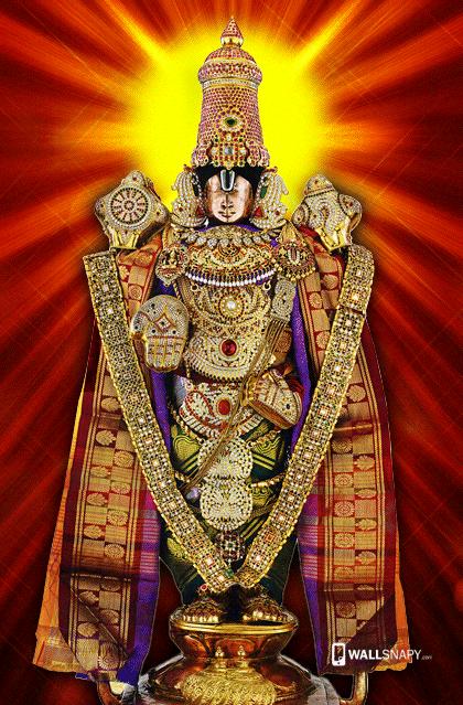 Venkateswara Swamy Hd Wallpapers Tirupathi Venkatachalapathy Hd Wallpaper Latest Primium