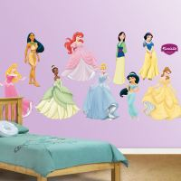 Fathead Disney Princess Collection Wall Stickers