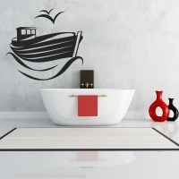 Wallstickers folies : Boat Wall Stickers