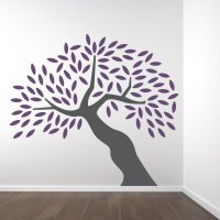 Big Tree Wall Decal
