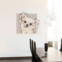 dog wall decals | Roselawnlutheran