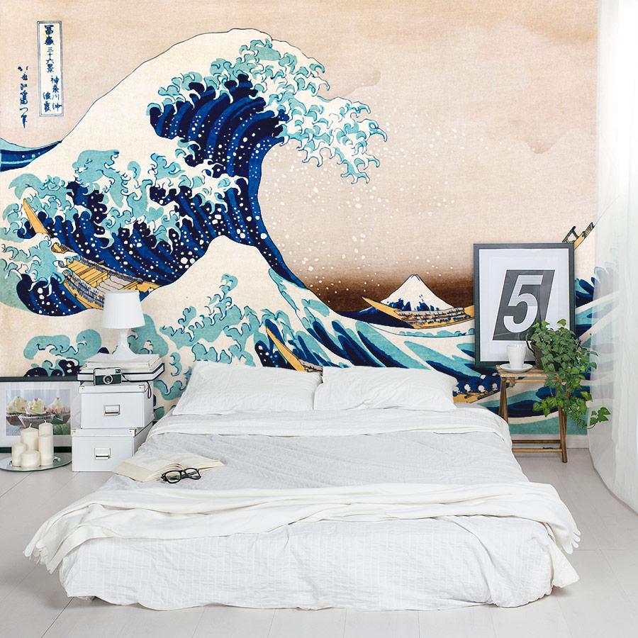 Diesel Wallpaper Cars Great Wave Wall Mural