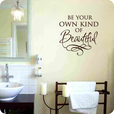 Inspirational  Uplifting Wall Decals, Sayings and Quotes