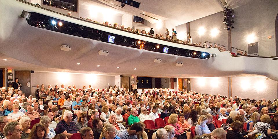 Mainstage Seating -- Walnut Street Theatre -- Philadelphia, PA