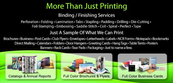 Walter Printing Company  Offset, Digital Printer Albemarle, NC