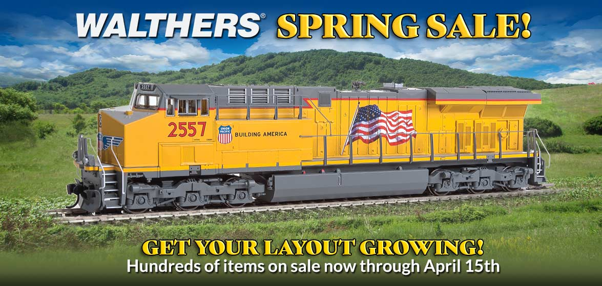 Walthers Model Railroading Model Trains Train Sets Ho Scale